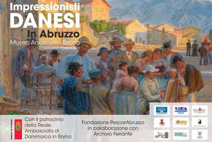 impresionister i Abruzzo