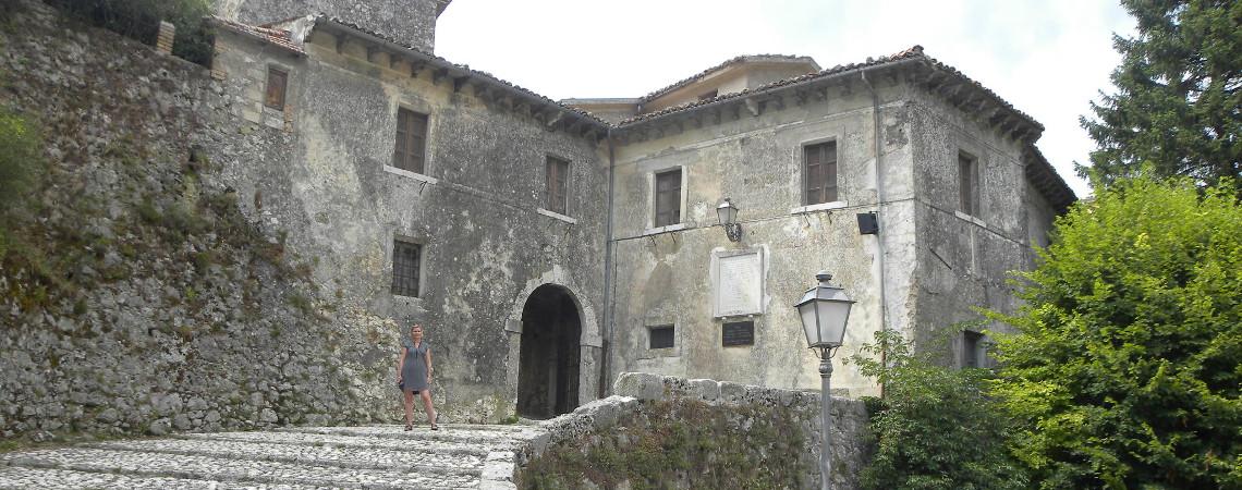 Civita d'Antino – danskerbyen i Abruzzo
