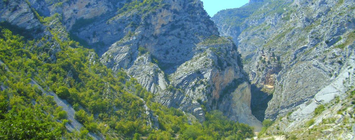 Gole di San Martino – en smuk kløft