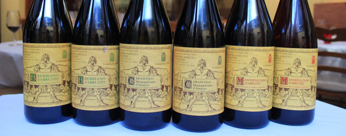 Abruzzos vine
