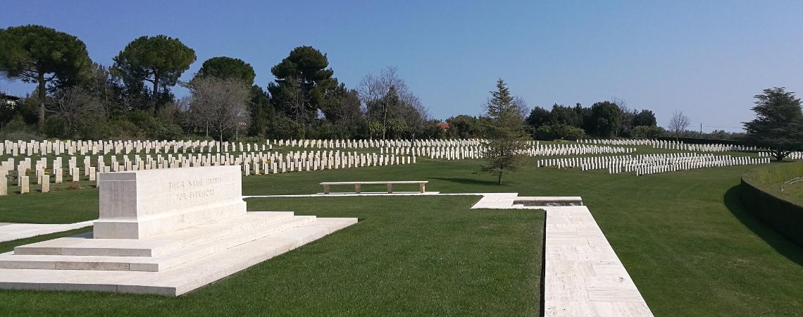 2. Verdenskrig var også hård i Abruzzo